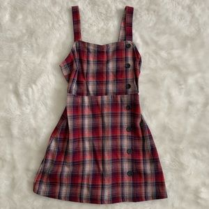 Wild Fable plaid dress NEVER WORN